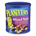 PLANTERS MIXED NUTS 184G