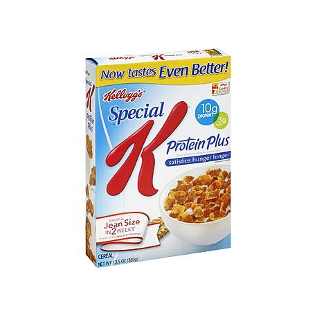 KELLOGS PROTEIN PLUS 383G