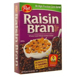 R&W RAISIN BRAN 567GM
