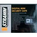 Stramm - digital mini security safe