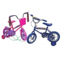 "12"" boys or girls BMX bikes"