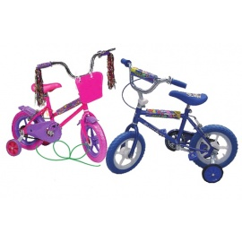 "12"" boys or girls BMX bikes"