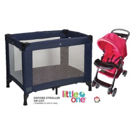 Baby oxford stroller or cot each