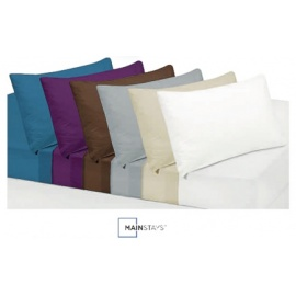 3 Piece Double Microfiber Sheeting