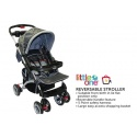 little one baby reversable stroller