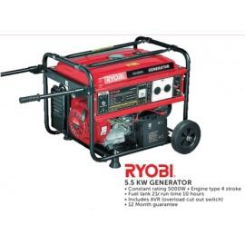RYOBI 5.5 KW Generator