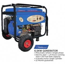 Trade Power 6.5 KW Generator