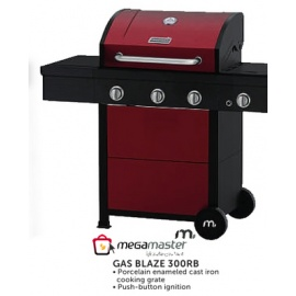 Megamaster gas blaze 300RB Cooker