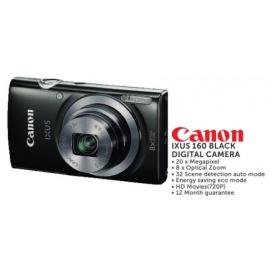 Canon IXUS 160 BLACK DIGITAL CAMERA