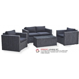 Vermont lounge set sofa set