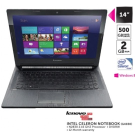Lenovo Intel Celeron Note Book (G4030)