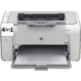 HP MONO LASER PRINTER (P1102)