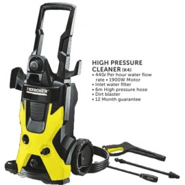 High Pressure Cleaner (K4)