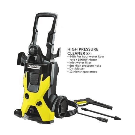 High Pressure Cleaner (K4)