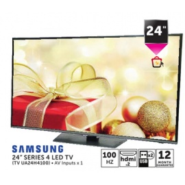 "samsung 24"" Series 4 LED TV"
