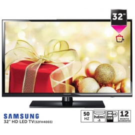 "Samsung 32"" HD LED TV"