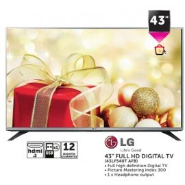 "LG 43"" Full HD Digital TV"