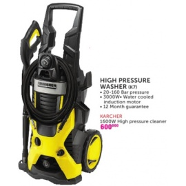 High Pressure Washer (K7)
