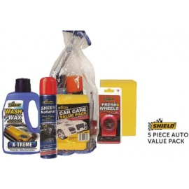 Sheild 5 Piece Auto Value Pack