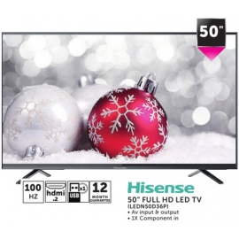 "Hisense 50"" Full HD LED TV"