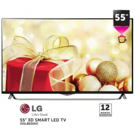 "LG 55"" 3D SMART LED TV"