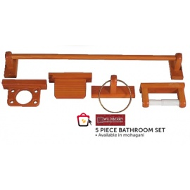 5 Piece bathroom Set