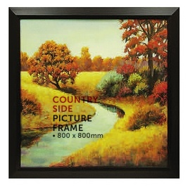 country side picture frame 800x800mm