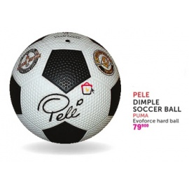 Pele Dimple Soccer Ball Puma sports