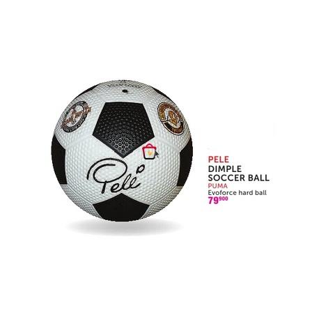 Pele Dimple Soccer Ball Puma sports