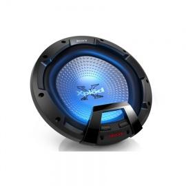 Sony XS LEDW12 CU 12 Subwoofer Speaker with Illumination Black