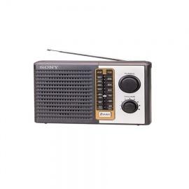 SONY ICF F10 C TRANSISTOR RADIO Black