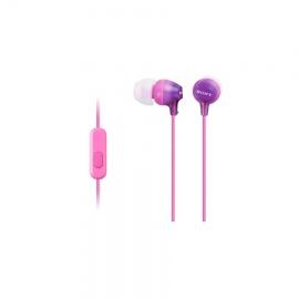 SONY MDREX15AP BCE HEADPHONES Pink