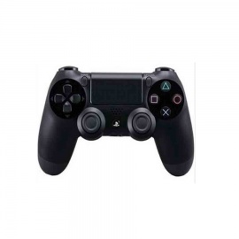 Sony CUH ZCT1EX/BL Dual Shock 4 Wireless Controller Black