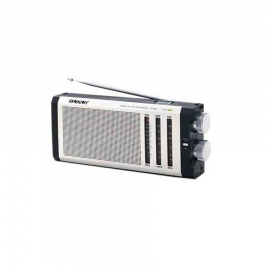 Sony ICF J1 C4 PORTABLE RADIO Black