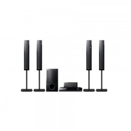 Sony DAV TZ715 5.1 Channel DVD Home Theatre System  Black