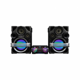 Panasonic Music Port CD System 2500W USB Playback MAX700