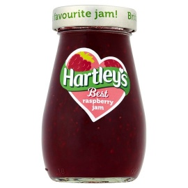 HAR BEST JAM RASPBERRY 340GM
