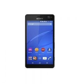 Sony Xperia C4 Dual SIM 4.8inches 16GB HDD 2GB RAM 13MP 5MP Camera 2600mAh Black E5363