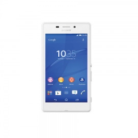 Sony Xperia M2 Aqua Micro SIM 4.8inches 8GB HDD 1GB RAM 8MP Camera 2300mAh White D2403
