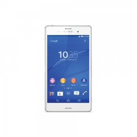 Sony Xperia Z3 Dual SIM 5.2inches 16GB HDD 3GB RAM 20.7MP 2.2MP Camera 3100mAh White D6683