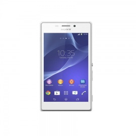 Sony Xperia M2 Dual SIM 4.8inches 8GB HDD 1GB RAM 8MP Camera 2330mAh White D2302