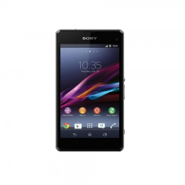 Sony Xperia Z1 Compact Micro SIM 4.3inches 16GB HDD 2GB RAM 20.7MP 2MP Camera 2300mAh Black D5503