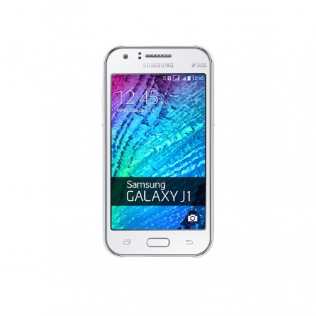 Samsung Galaxy J1 4.3inches 4GB HDD 512MB RAM 5MP 2MP camera 1850mAh SM J100