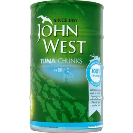 John West Tuna in Chunks 145g