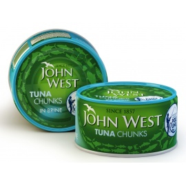 John West Tuna in Chunks 100g