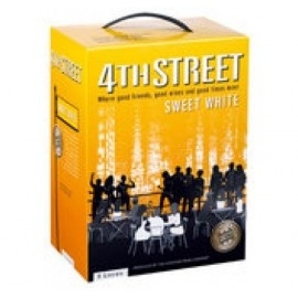 4TH STREET NATURAL SWEET WHITE 5LTR