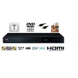 LG DVD DP542T