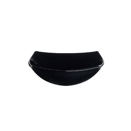 QUADRATO BLACK BOWL 14CM