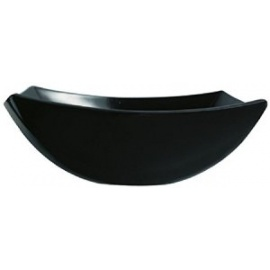 QUADRATO BLACK BOWL 24CM