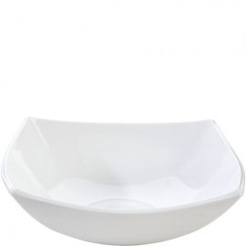 QUADRATO WHITE BOWL 14CM